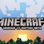 Minecraft Windows 10 Edition Beta (Oculus Rift)