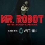 Mr. Robot Virtual Reality Experience (Oculus Rift)