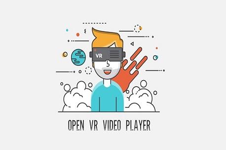 Open VR Video Player (Oculus Rift)