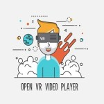 Open VR Video Player (Oculus Rift)