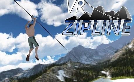 VR ZIPLINE (Oculus Rift)