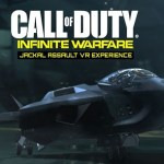 Call of Duty: Infinite Warfare, Jackal Assault VR Experience (PSVR)