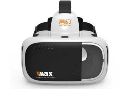 RIEM 3 Plus: VMAX (Mobile VR Headset)
