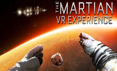 The Martian VR Experience (PSVR)