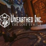 Unearthed Inc: The Lost Temple (Oculus Rift)