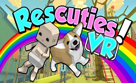 Rescuties VR (Oculus Rift)