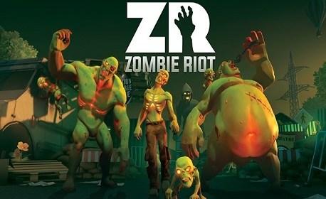 ZR: Zombie Riot (Oculus Rift)