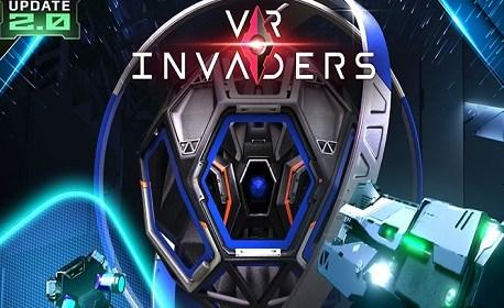 VR Invaders (Oculus Rift)