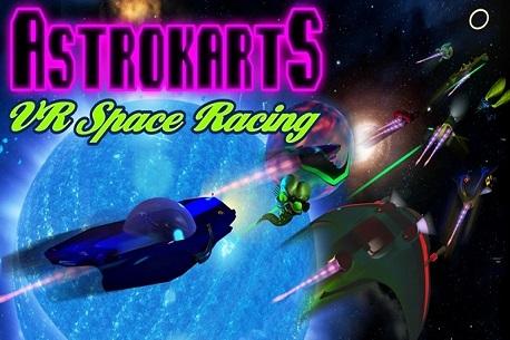 Astrokarts: VR Space Racing (Oculus Rift)