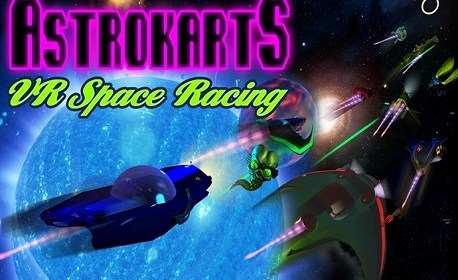 Astrokarts: VR Space Racing (Oculus Rift)