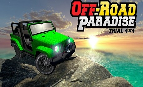 Off-Road Paradise: Trial 4×4 (Oculus Rift)