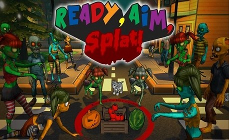 Ready, Aim, Splat! (Oculus Rift)