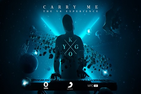 "Kygo ""Carry Me"" VR Experience (Oculus Rift)"