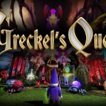 Gnomes vs. Fairies: Greckel's Quest (Oculus Rift)
