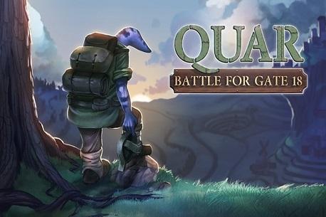 Quar Battle for Gate 18 (Oculus Rift)
