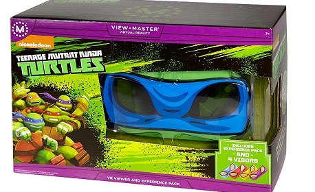 View-Master Teenage Mutant Ninja Turtles (VR Viewer)