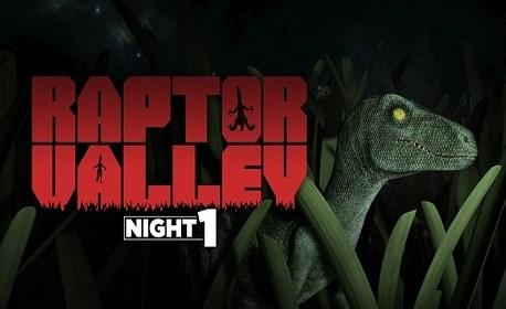 Raptor Valley: Night 1 (Oculus Rift)