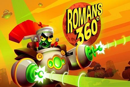 Romans From Mars 360 (Gear VR)