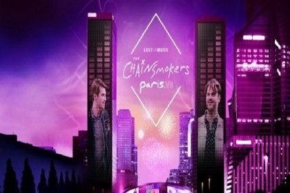 The Chainsmokers Paris VR (PSVR)