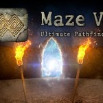Maze VR: Ultimate Pathfinding (Gear VR)