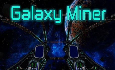 The Galaxy Miner (Oculus Rift)