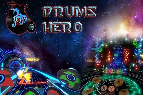 Drums Hero VR (Oculus Rift)