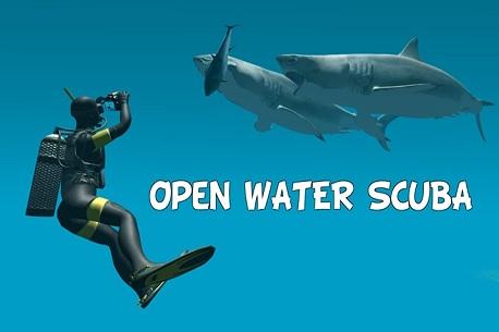 Open Water Scuba (Oculus Rift)