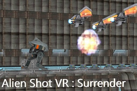 Alien Shot VR: Surrender (Google Daydream)