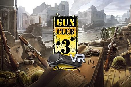 Gun Club 3 VR (Gear VR)