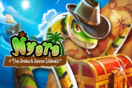 Nyoro The Snake & Seven Islands (Google Daydream)