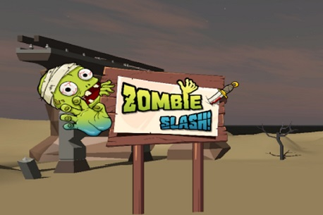 Zombie Slash (Google Daydream)