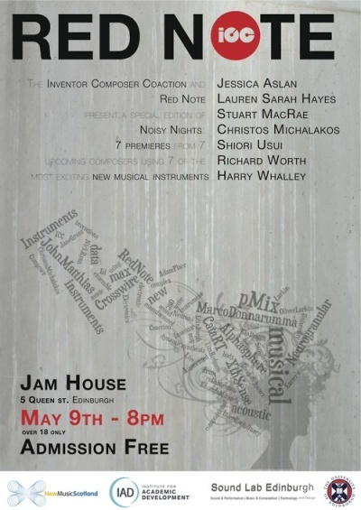 Red Note ICC Jam house