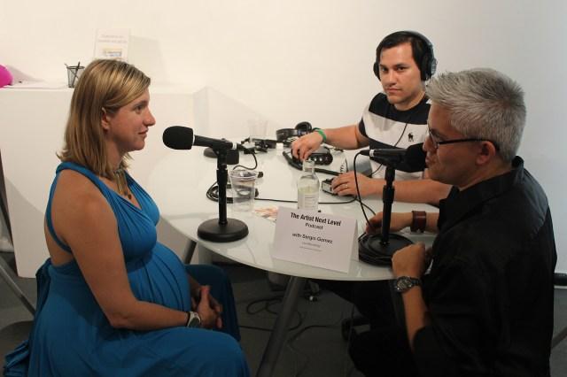 Sergio Gomez interviews  Chicago artist Yva Neal