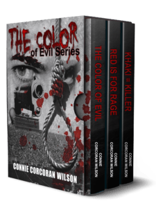 Color Of Evil Series Boxed Set by Connie Corcoran Wilson