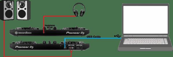 VIRTUAL DJ SOFTWARE Hardware Manuals Pioneer DDJ RB