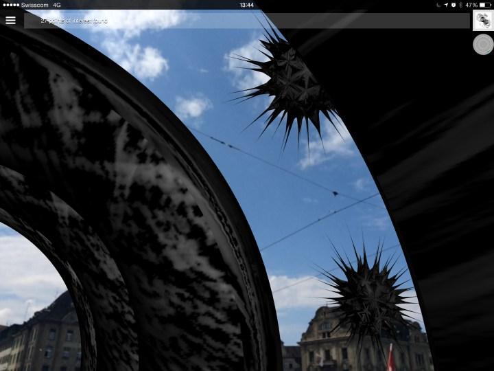 Tunnel, Screen Shot