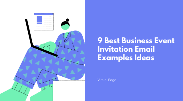 18 Best Business Event Invitation Email Examples Ideas  Virtual Edge