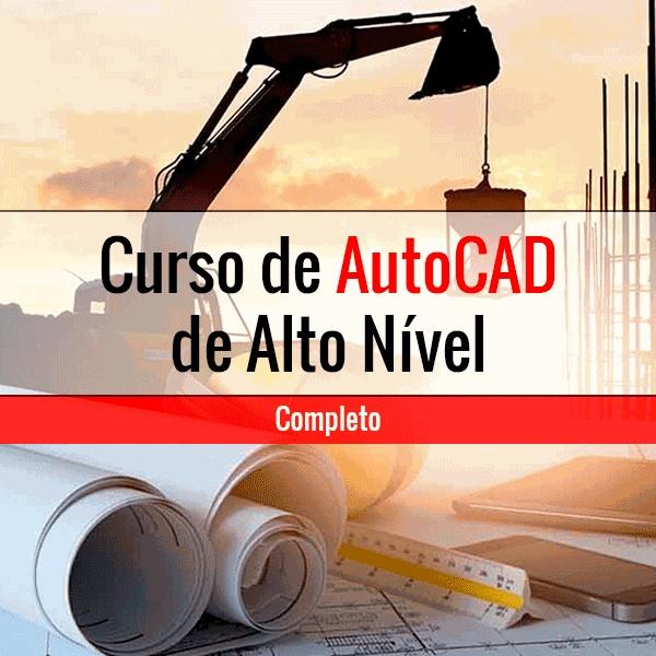Curso de AutoCAD de Alto Nível Completo