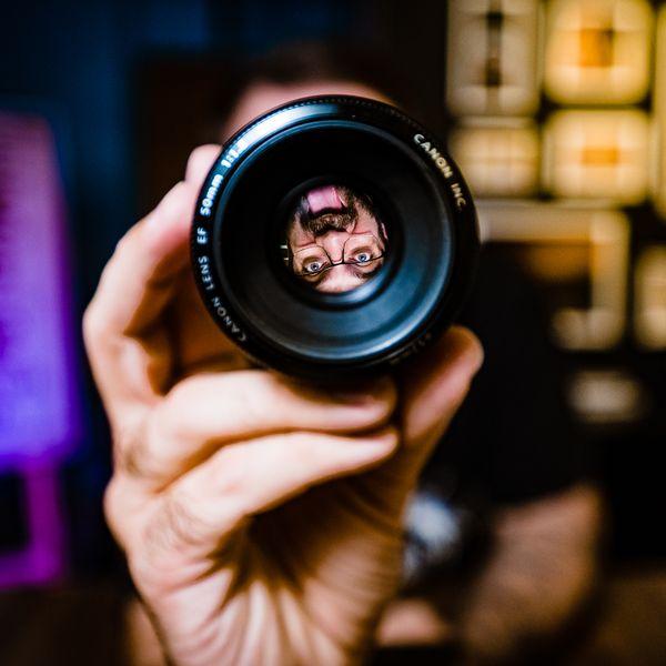 Curso de Fotografia - Fotógrafo Sem Segredo