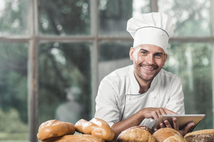 curso tribo do pão