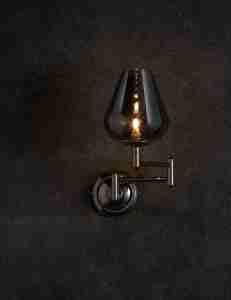 M&S Cass wall light