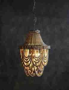 M&S Mila chandelier