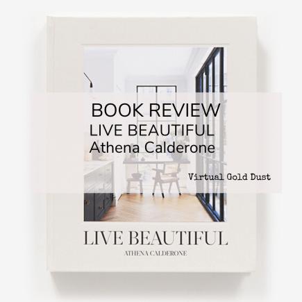 Athena Calderone Eyeswoon book review Live Beautiful