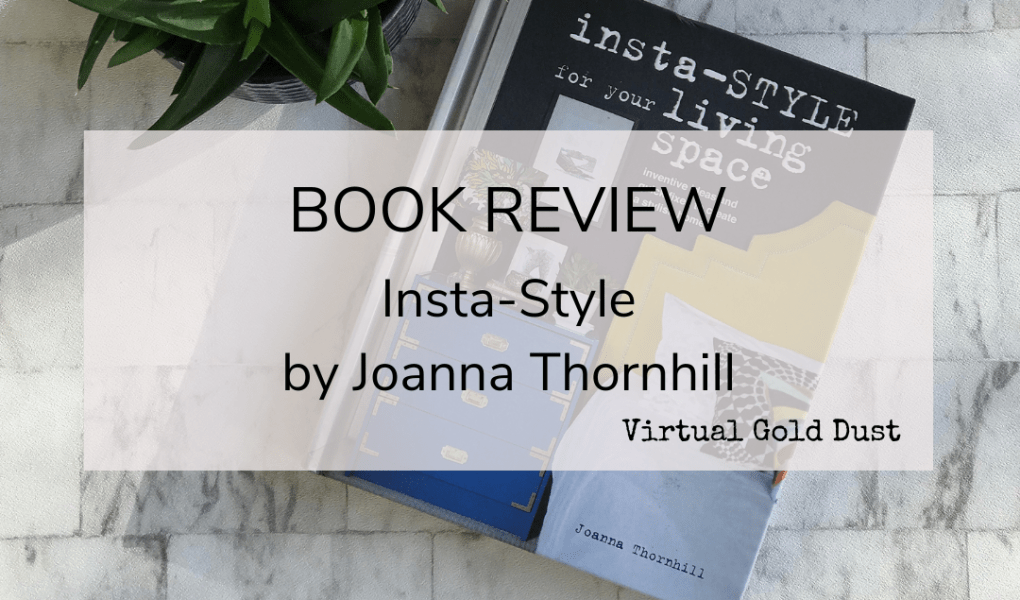 Joanna Thornhill Instastyle review