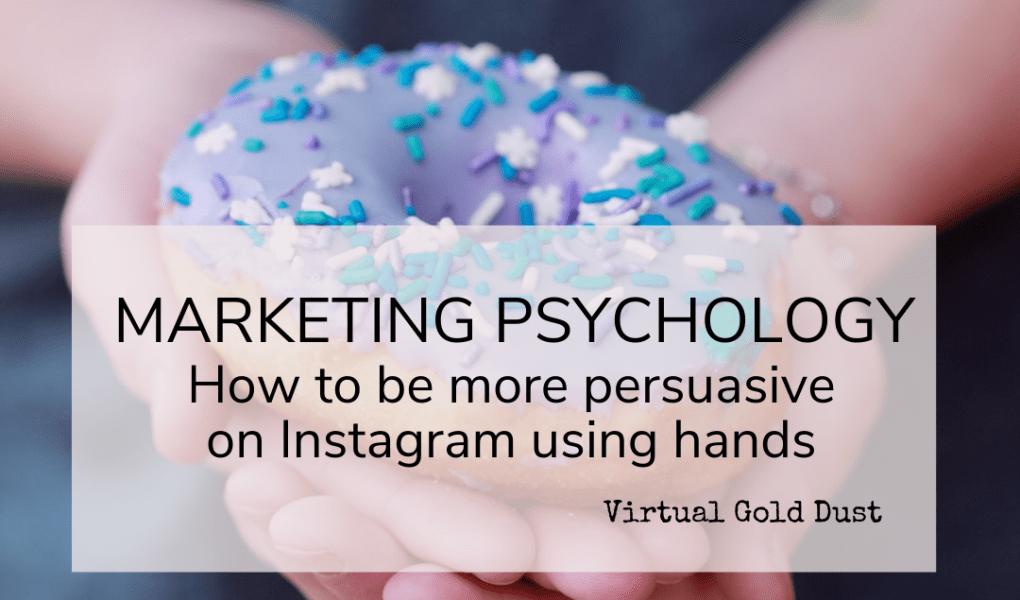 marketing psychology hands
