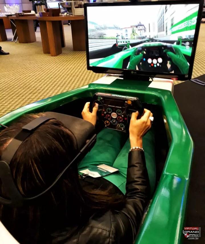 Realidade Virtual Simulador