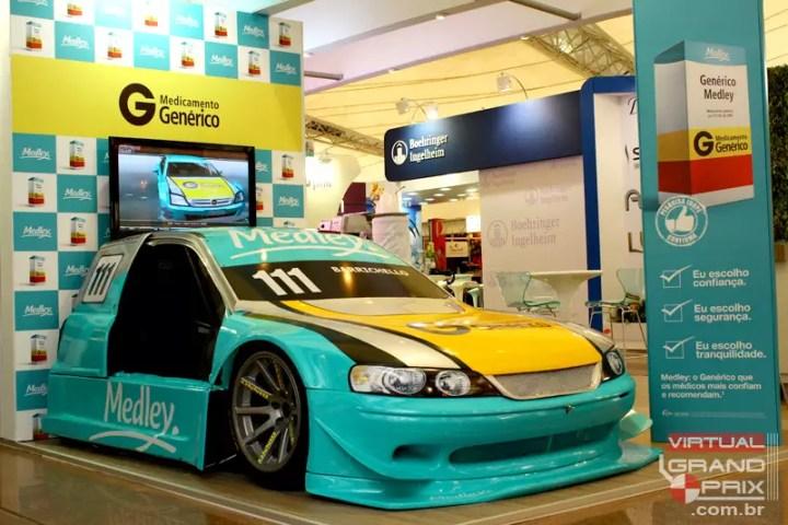 Simulador Stock-Car - MEDLEY - Virtual Grand Prix  (5)