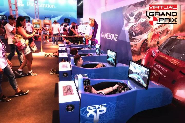 Simuladores de F1