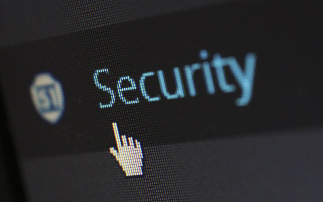 Keeping your blog secure