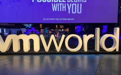 VMworld 2018 Europe 0/1